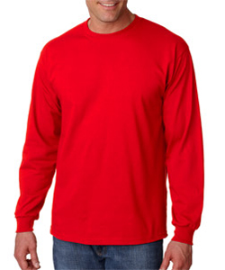 Albertson Red Longsleeve T-Shirt (Pre-USSF or USSF Members Only)