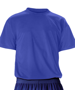 Centennial Royal Workout<br>Shirt Shortsleeve<br>(Patch Center Top)