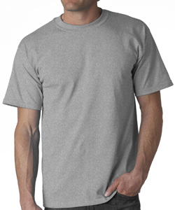 HBQVB Baseball Grey T-Shirt