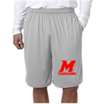 Cheer Grey Youth Shorts No Pocket