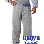 HBQVB Baseball Grey Sweatpant